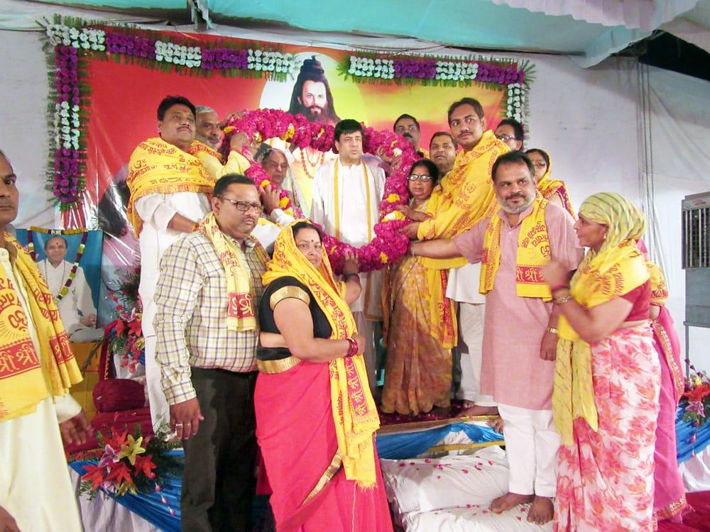 Gurumata Janmotsav Sadhana Camp, Gurudham (Jodhpur)