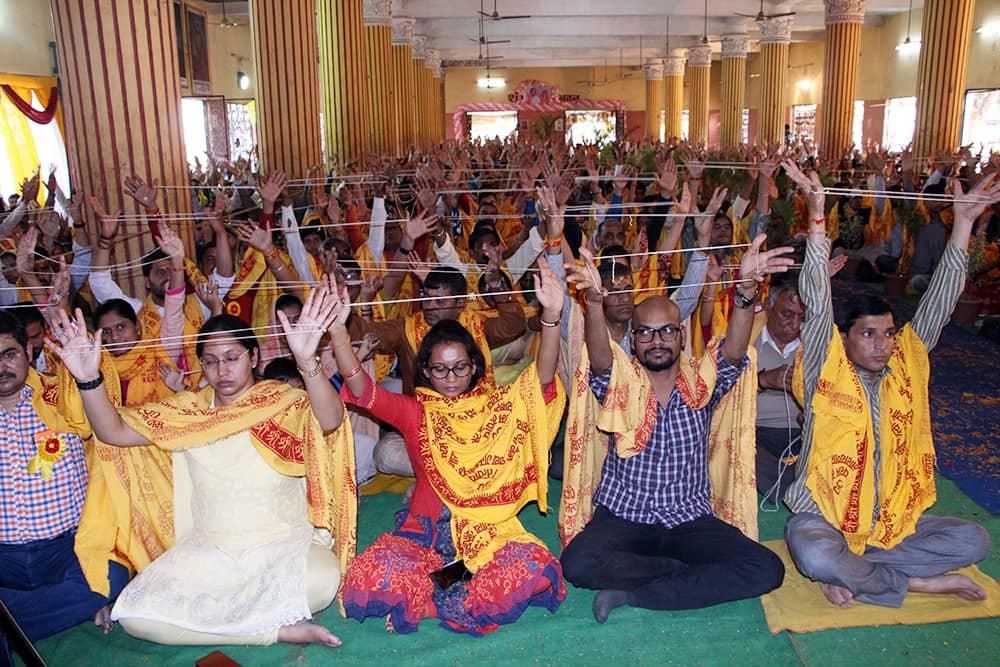 Shodashi Tripur Sundari Sadhana Camp, Indore (MP)