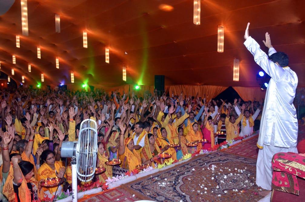 Guru Poornima Sadhana Camp, Lucknow, (U. P.)