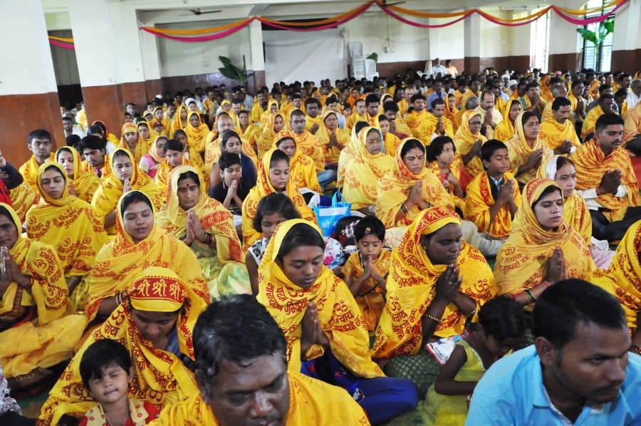 Dhanvarshini Tara Mahavidhya Sadhana Camp, Wardha (MH.)