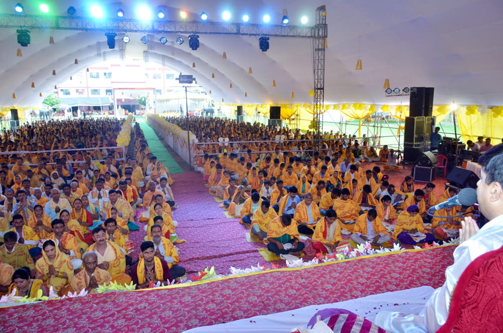 7,8,9 July 2017 Guru Poornima Sadhana Camp, Lucknow, (U. P.)