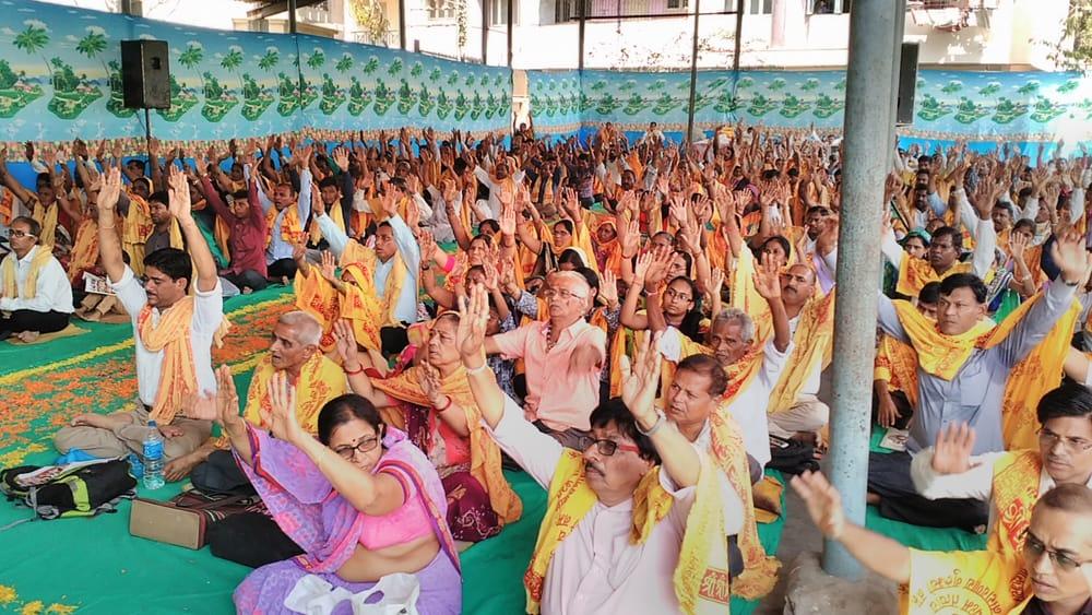 Dus Mahavidhya Sadhana Camp, Vapi
