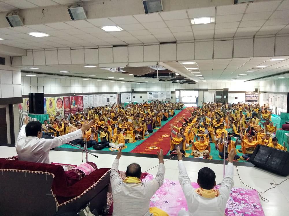 Sarvabadha Nivaran Dhumavati Sadhan Camp, Surat, Gujarat