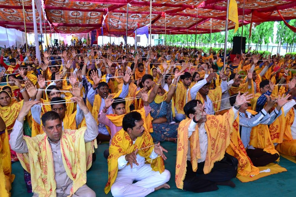 Sarva Siddhi Pradayak Kumbh Sadhana Camp, Ujjain (M.P)