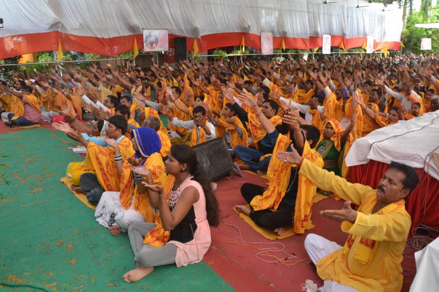 Ashta Mahalakshmi Sadhana Camp, Allahabad