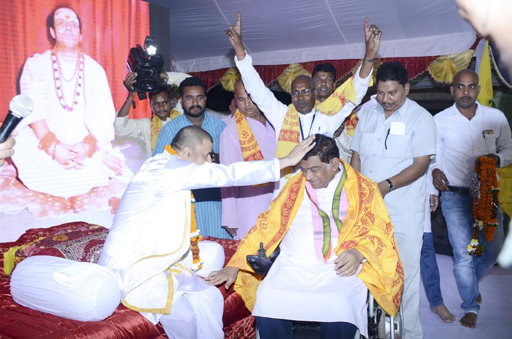 Sanyas Divas Mahotsav Narayan TatvaYukta Aishwarya Lakshmisiddhi Sadhana Camp, Raipur